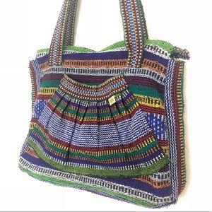 Handbags - Boho Beach Bag Bohemian Gypsy Mexico Pinzon Purse